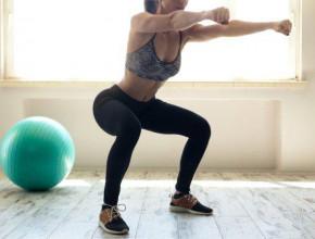 Cos'è lo Squat e quali muscoli sono coinvolti ?